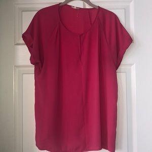 "💕 SALE 💕 Pink Pleione ""Kim blouse"""